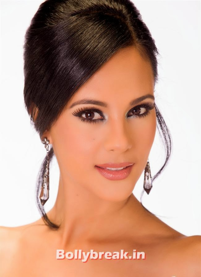 Miss South Africa, Miss Universe 2013 Contestant Pics