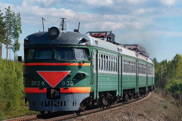チェプラエレクトリーチカ Теплоэлектричка ЭР2К-930