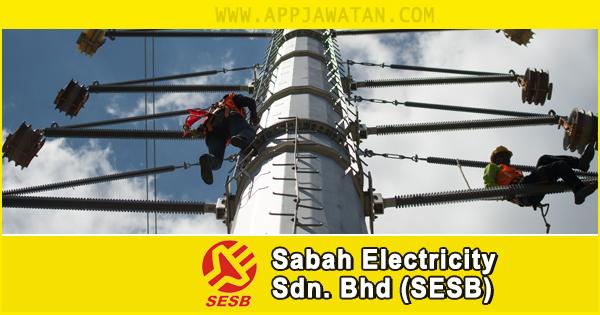 Jawatan Kosong di Sabah Electricity Sdn. Bhd (SESB)