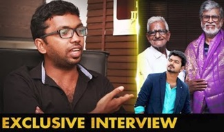 Director Vicky Interview | Traffic Ramasamy