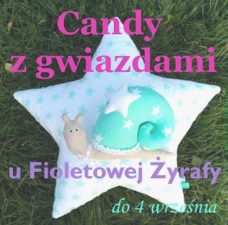 Candy u Fioletowej Żyrafy