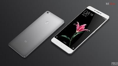 Xiaomi Mi Max Dark Grey