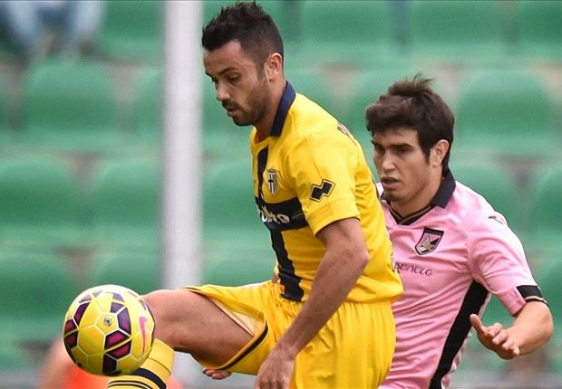 Video Palermo Parma 2-1 goals highlights [Serie A]