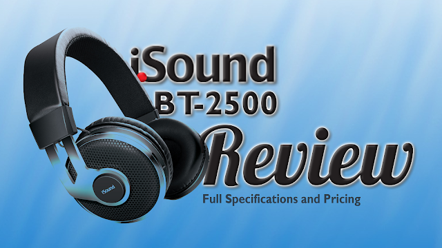 iSound BT-2500 | Review | Full Specifications and Pricing