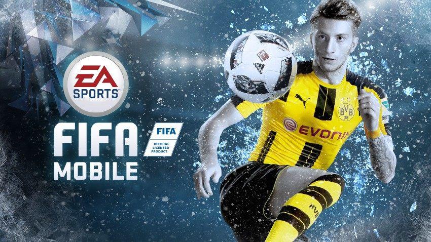 Baixar jogo de futebol - Fifa Mobile