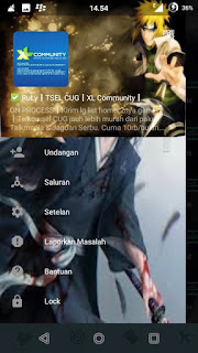 BBM MOD Naruto 2.12.0.9