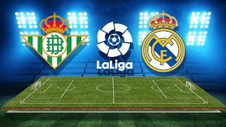 مشاهدة مباراة ريال مدريد وريال بيتيس بث مباشر بتاريخ 13-01-2019 الدوري الاسباني
