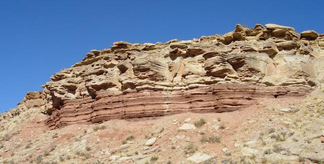 بحث حول الصخور الرسوبية