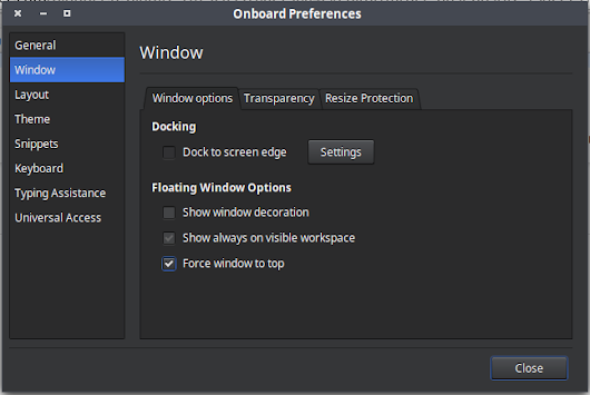 LINUX SOFTWARE - BEST LINUX EQUIVALENT SOFTWARE: Onboard Keyboard on Screen in Linux Mint