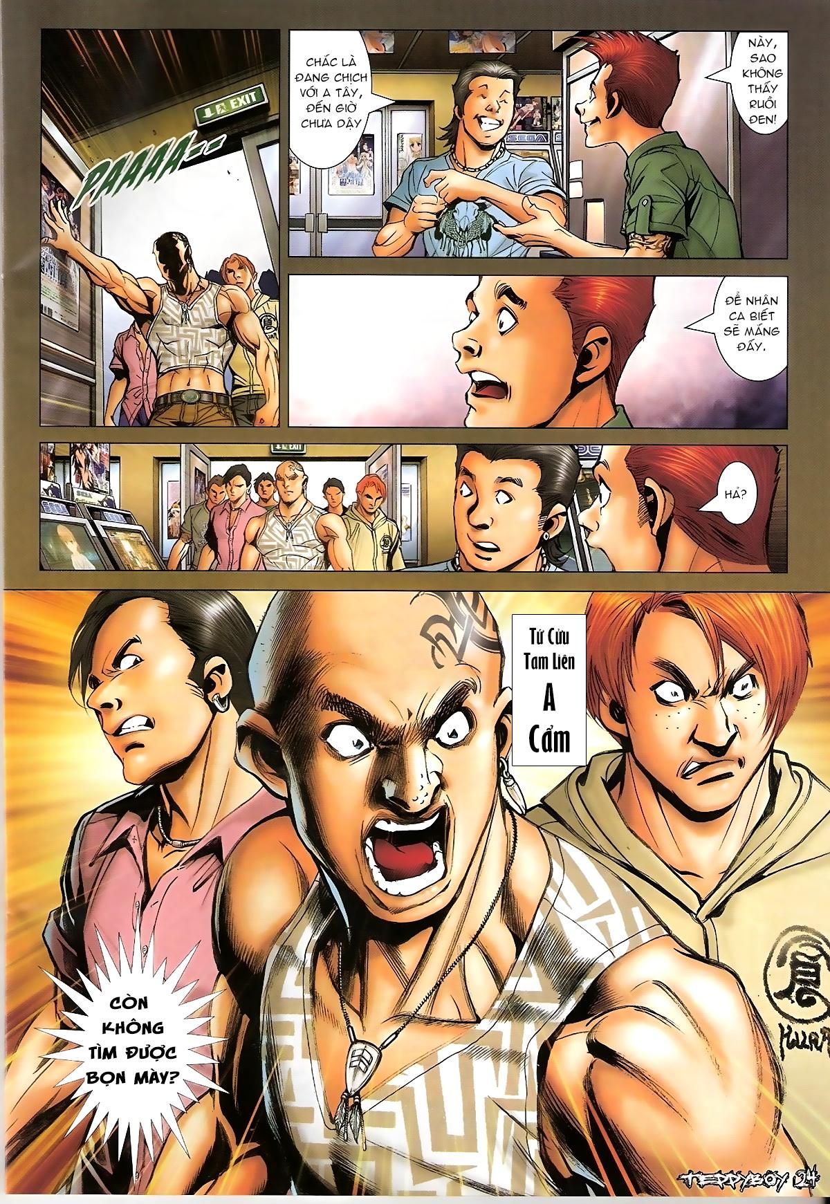 Người Trong Giang Hồ - Chapter 1324: Cừ có hơn tao - Pic 21