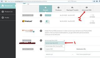 Cara Menyambungkan Domain TLD ke Blogger