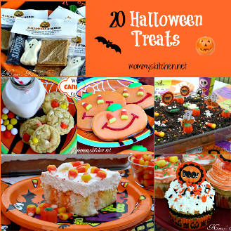 Spooky Sweets & Treats