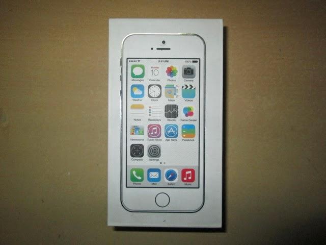 Dus iPhone 5S Seken