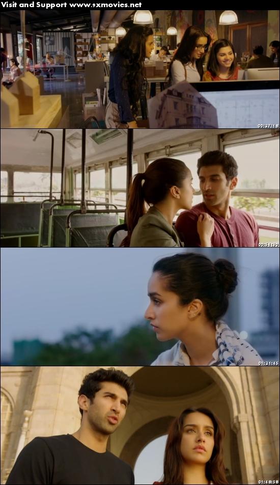 Ok Jaanu 2017 Hindi 480p DVDRip