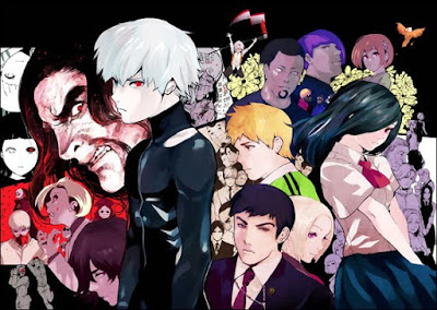 Tokyo Ghoul √A Subtitle Indonesia Batch Episode 1-12 BD
