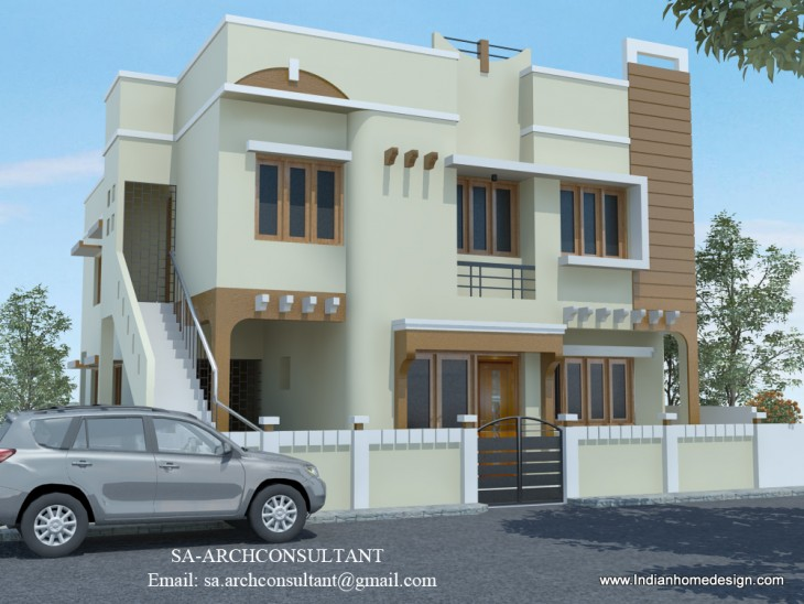 Amazing Inspiring Two Floor House Plans India Ideas Today Designs Ideas