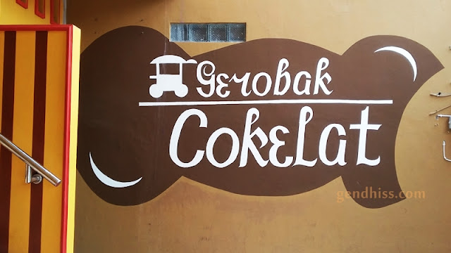 [Review] Gerobak Cokelat Sampit