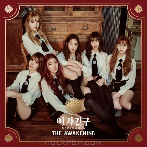 GFRIEND – GFRIEND The 4th Mini Album `THE AWAKENING` (ITUNES PLUS AAC M4A)