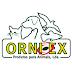 Amostra + Catálogo Orniex Grátis