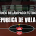 """Torneo Fútbol 5 """"Copa República de Villa Crespo"""""""