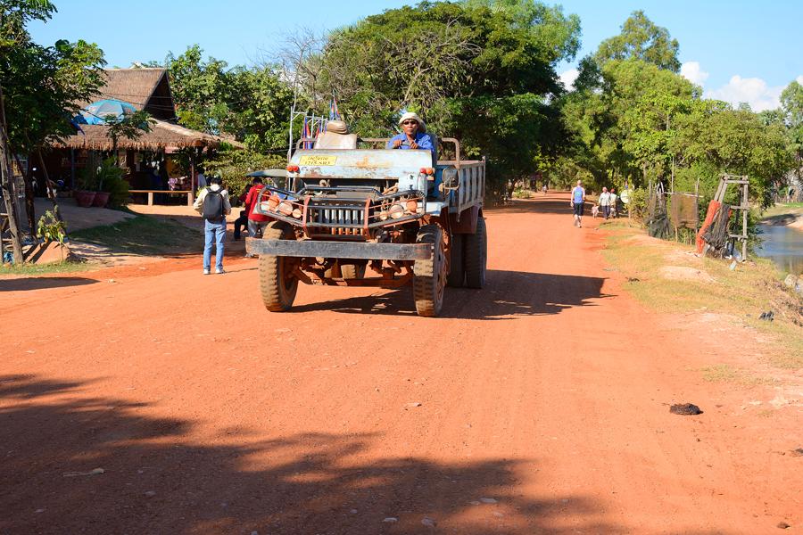 transport w Kambodży