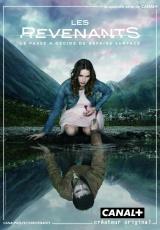 """Carátula del DVD: """"Les Revenants"""""""