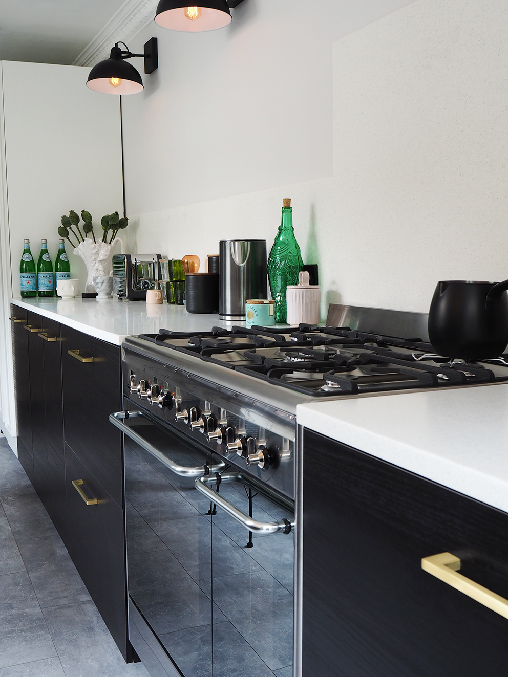 Revamp Restyle Reveal My Kitchen Reveal F R E N C H F