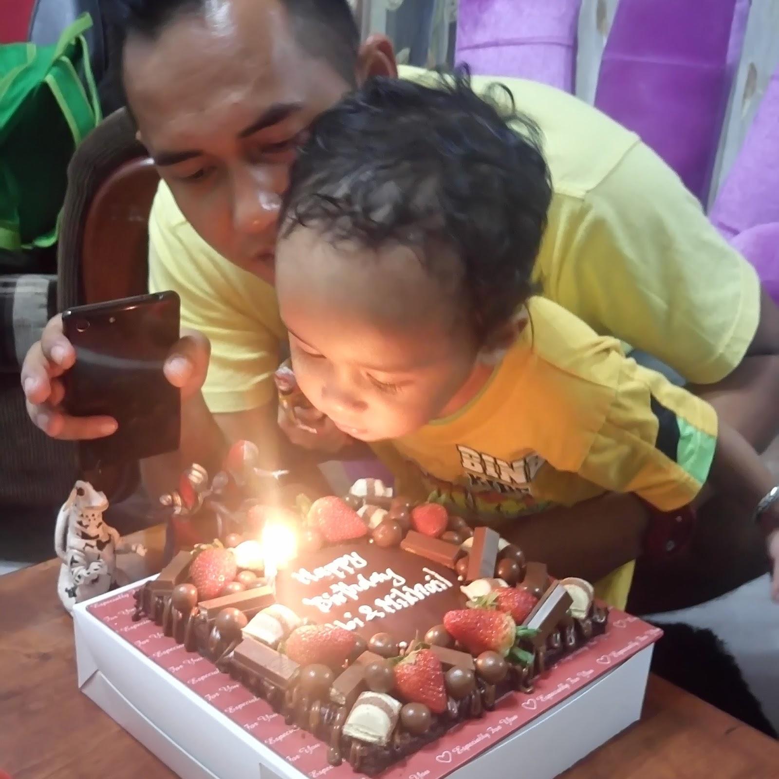 Happy Birthday Abi Dan Mikhail
