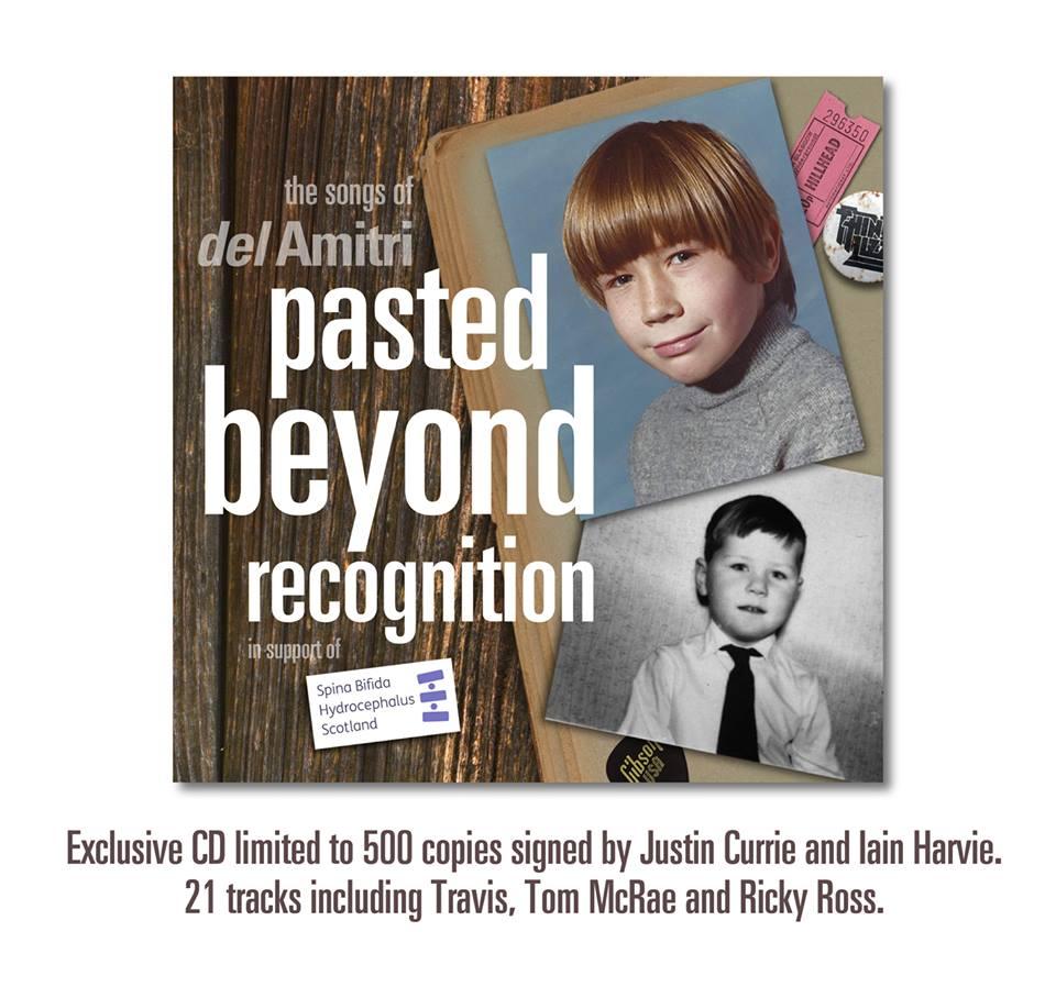 Del Amitri tribute charity album