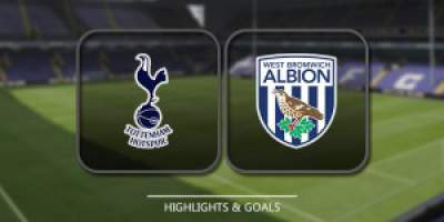 VIDEO: Spurs v WBA Extended Highlights