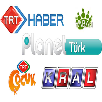 turkey TRT atv bein iptv vlc m3u list