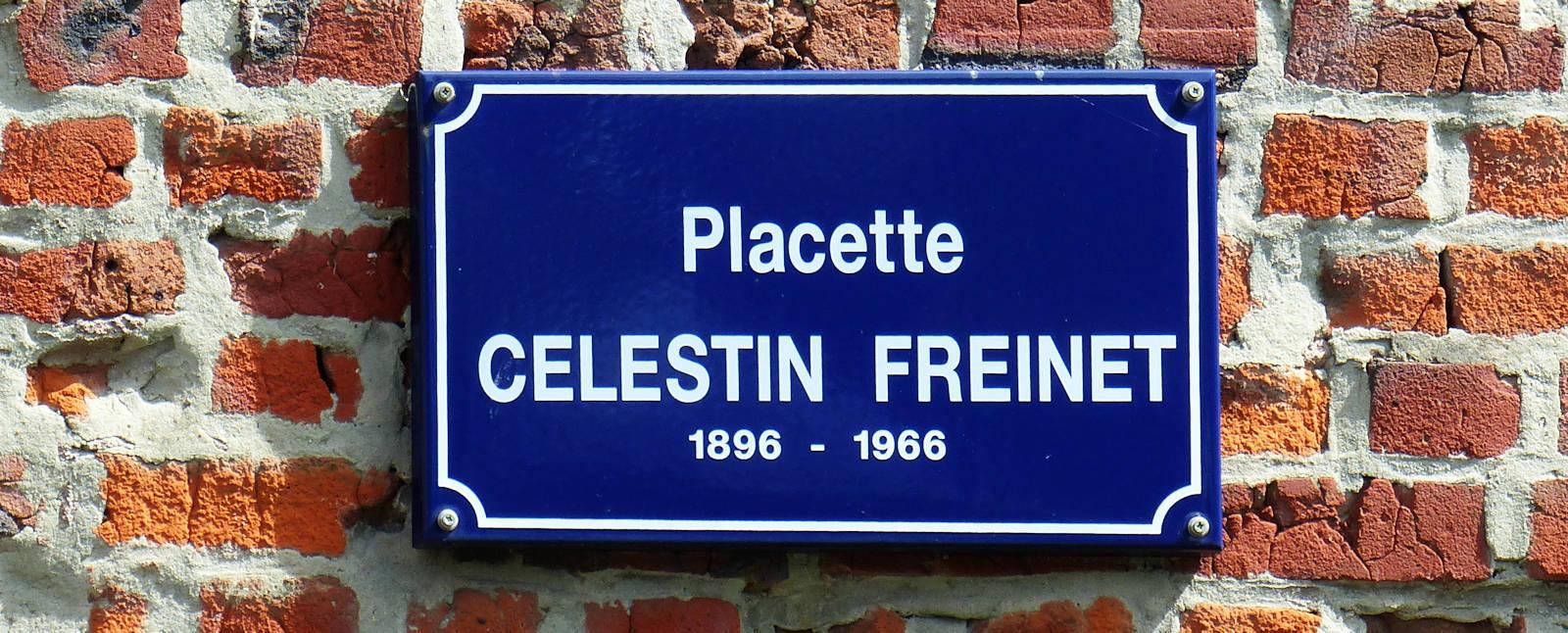 Tourcoing - Placette Célestin Freinet