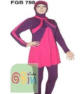 baju renang muslim FGB 798