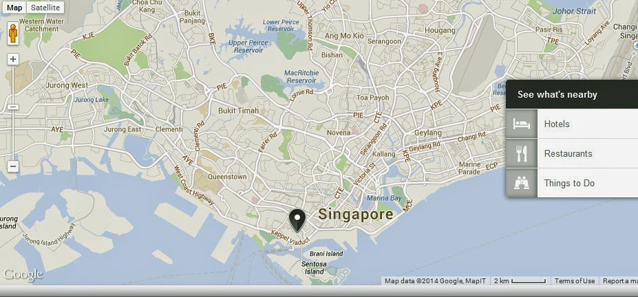 The Southern Ridges Singapore Location Map,Location Map of The Southern Ridges Singapore,The Southern Ridges Singapore accommodation destinations attractions hotels map reviews photos pictures