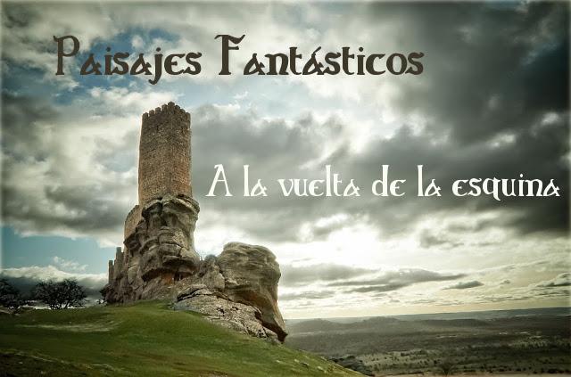Castillo de Zafra, Paisajes fantásticos que te rodean