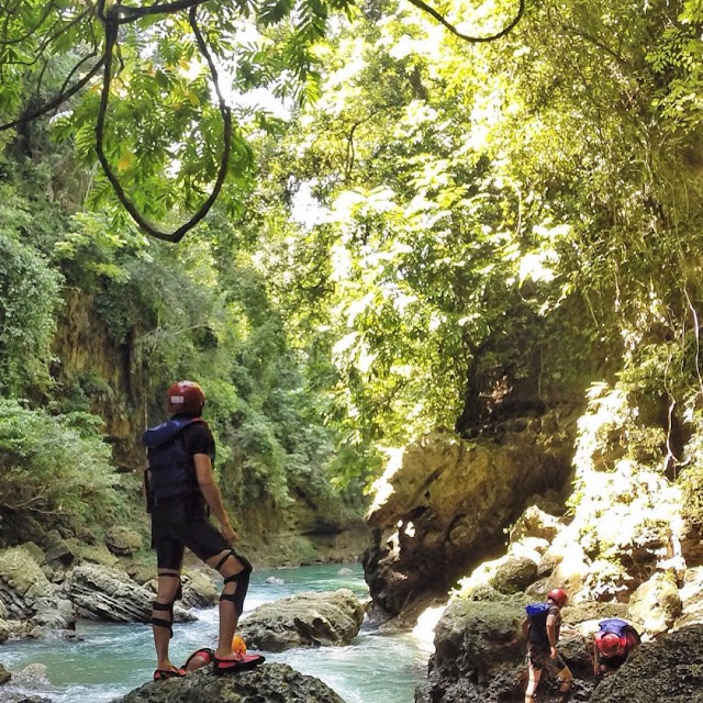 foto green canyon pangandaran