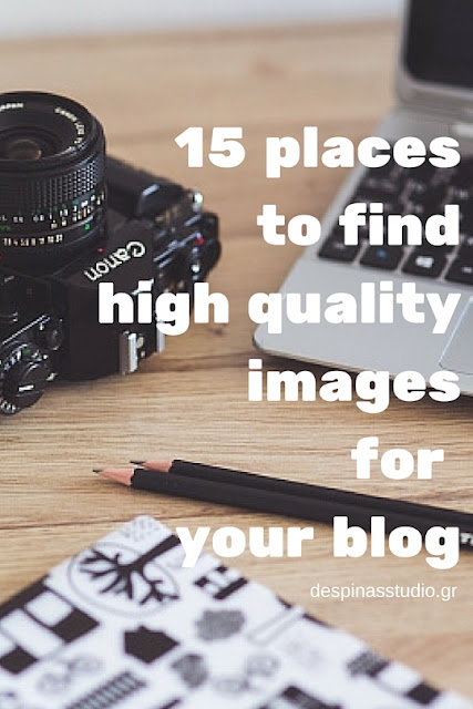 Top 15 sites to find photos for your blog
