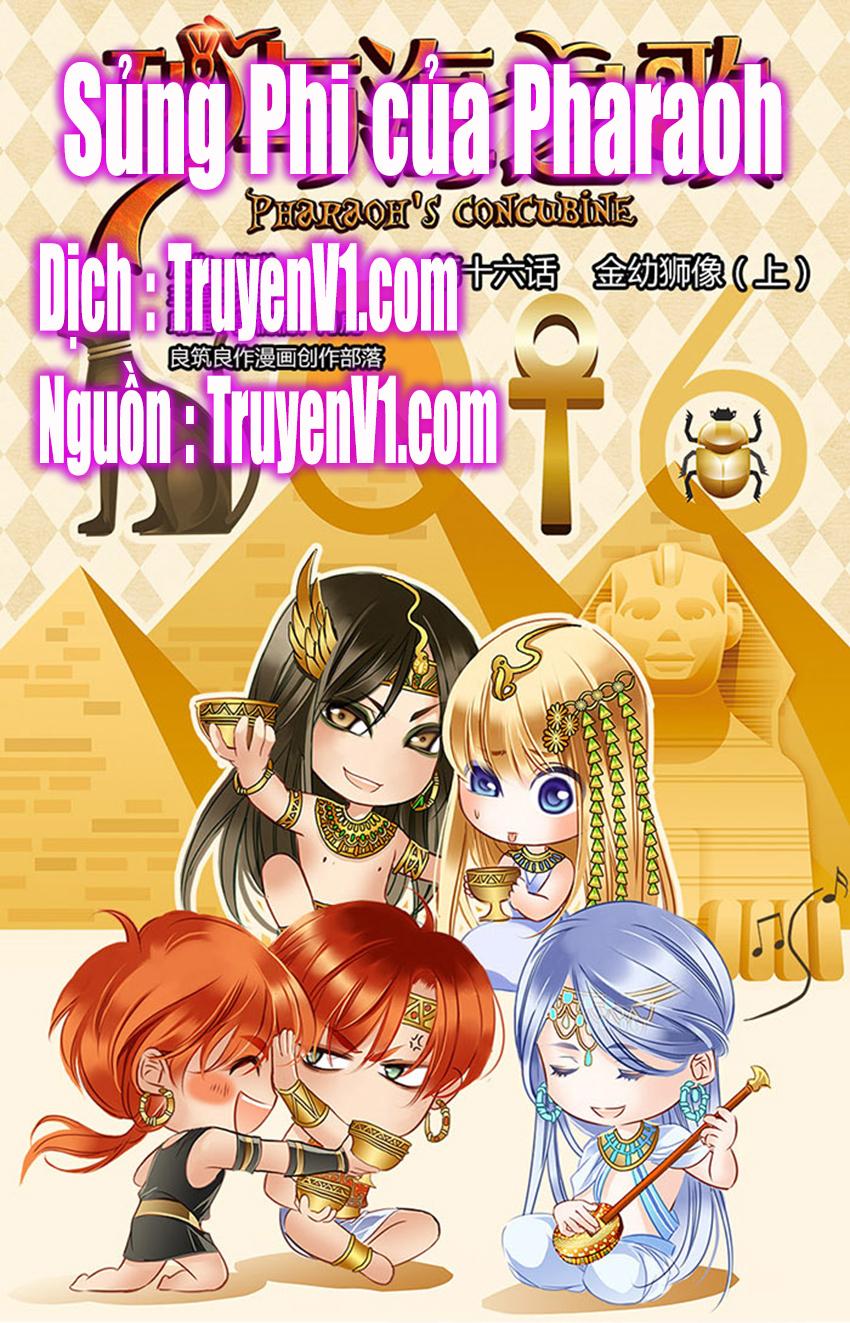 a3manga.com Sủng Phi Của Pharaoh Chap 17