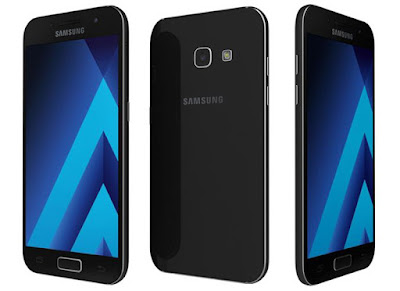 Spesifikasi  Samsung Galaxy A3 2017   Diperkirakan akan dipasarkan dengan harga sekitar Rp 4,5 Jutaan. Samsung Galaxy A3 (2017) dijual di beberapa Toko Online yang ada di Indonesia pada awal tahun 2017 ini. Selain itu  Samsung Galaxy A3 (2017) juga bisa Sobat gadget beli di Toko-toko HP langganan tedekat dikota Sobat gadget.  Samsung Galaxy A3 (2017) sudah dibekali dengan layar berukuran 4.7 inci yang memiliki resolusi HD 720 x 1280 pixels. Resolusi HD 720p membuat layar  Samsung Galaxy A3 (2017) terlihat tajam dan jernih serta sedap dipSobat gadget gadgetng mata, Samsung juga telah melengkapi Smartphone terbaru mereka ini dengan panel Super Amoled Display yang selama ini memang telah menjadi bagian dari Seri Samsung Galaxy A Series.   Tidak hanya itu, pada  Samsung Galaxy A3 (2017) juga telah tersedia lapisan pelindung Corning Gorilla Glass yang membuat layar  Samsung Galaxy A3 (2017) semakin tampil sempurna dan tentu lebih tahan dan tidak mudah pecah saat terjatuh.   Kelebihan    Memiliki tampilan yang sangat keren dengan body metal dengan lapis Corning Gorilla Glass. Sudah dilengkapi dengan konektivitas super cepat dengan 4G LTE untuk support akses internet. Dimensi body sangat compact dengan berukuran 4,7 inchi yang mudah dioperasikan dengan satu tangan. D