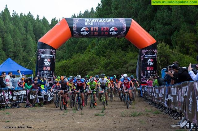 La Transvulcania Bike abre su periodo de inscripciones