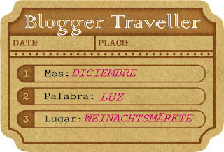 logo blogger traveller
