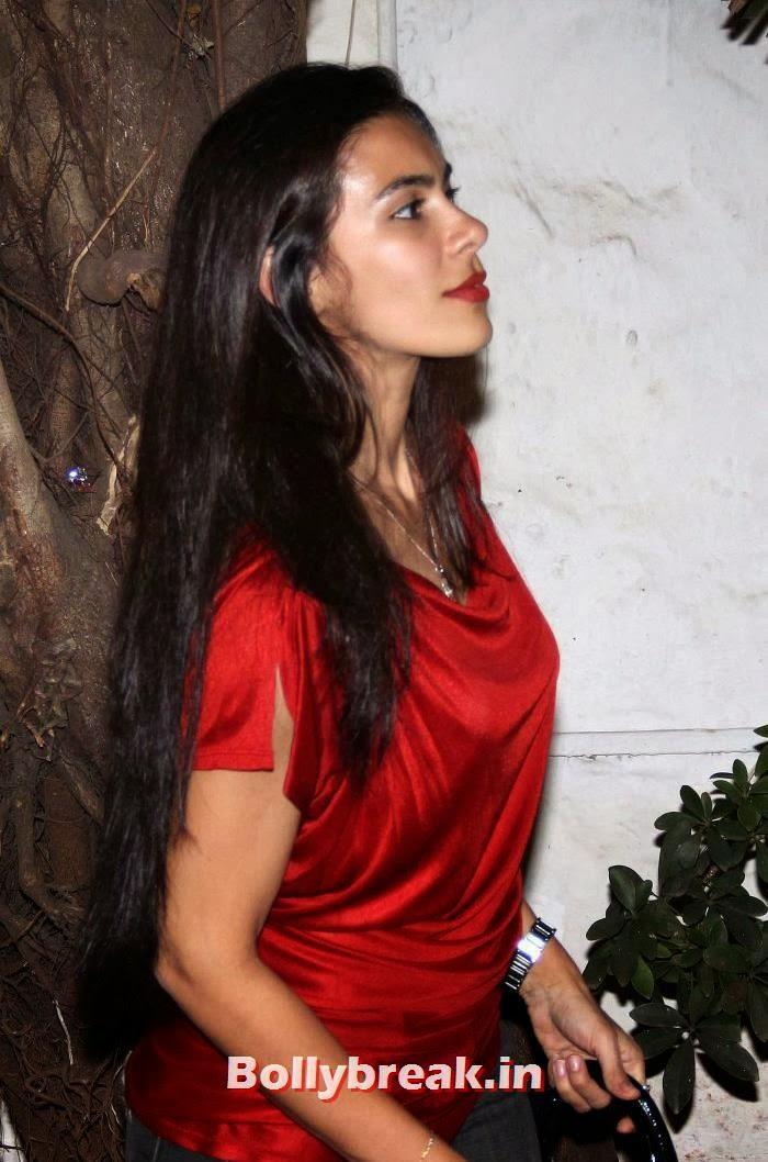 , Sangeeta Bijlani, Abhay Deol & Others Spotted at Olive, Mumbai