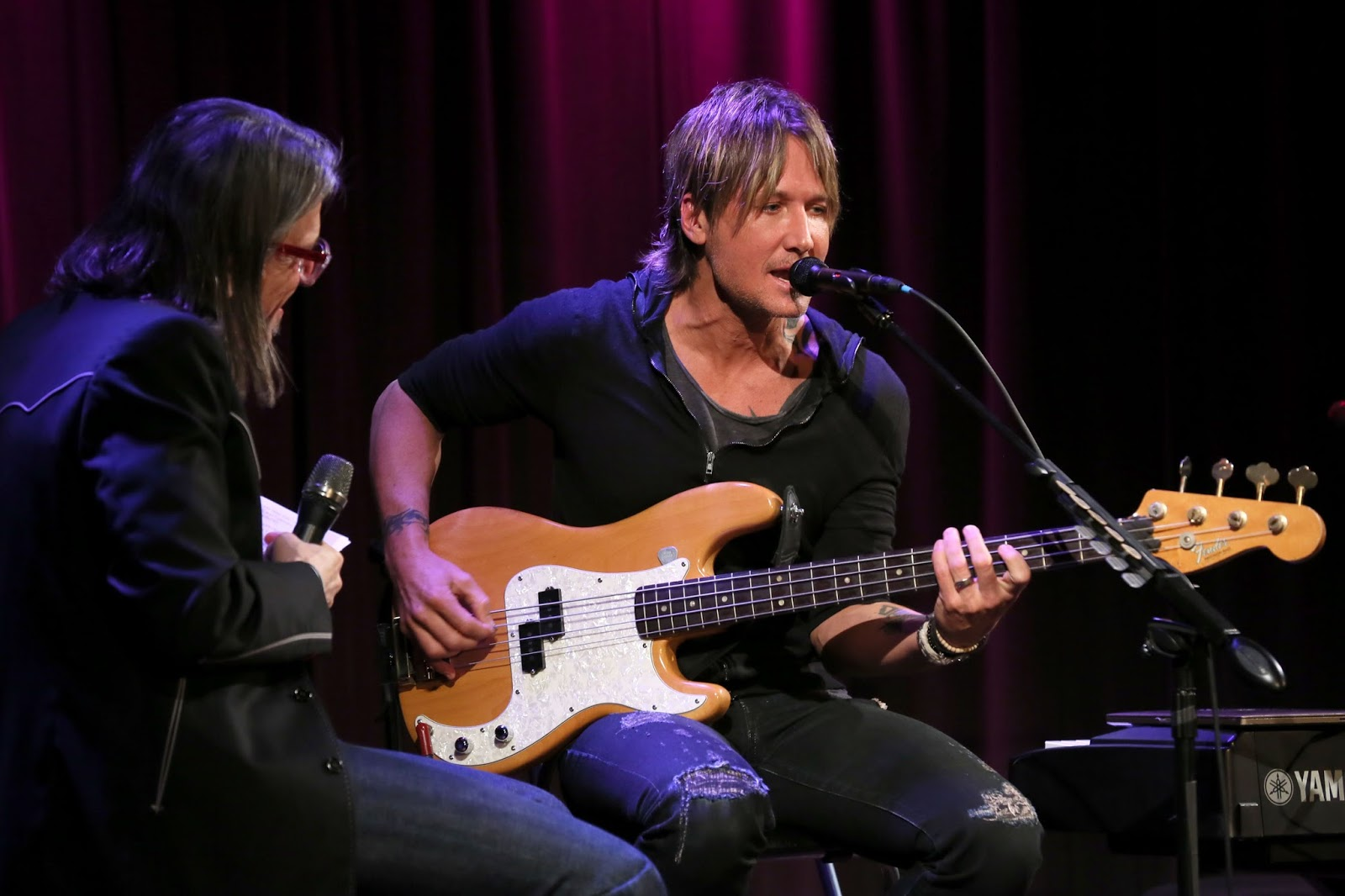 music minded: keith urban at the grammy museum, los angeles