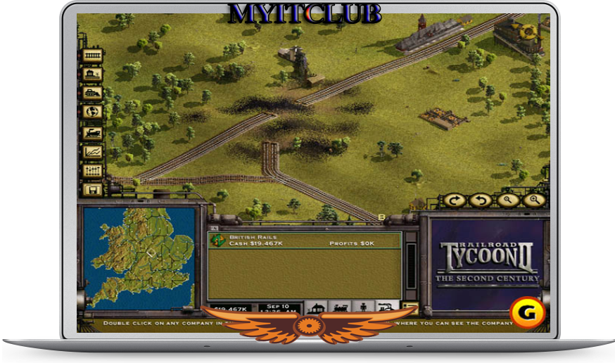Railroad Tycoon 2 Platinum Download Free - GAMES AND SOFTWARE