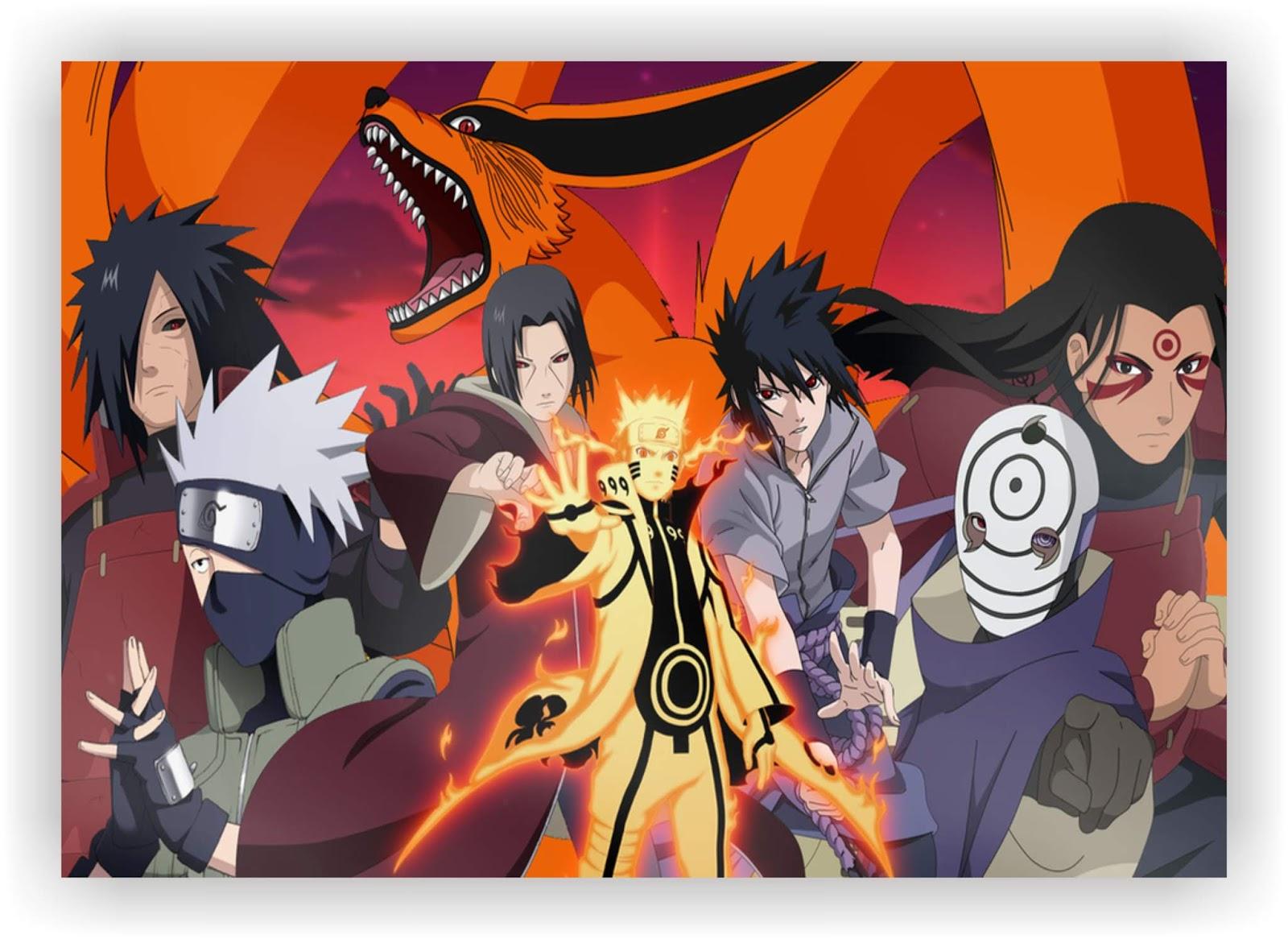 Kumpulan Kata Mutiara Dalam Film Naruto Yang Akan Menginspirasi Diri