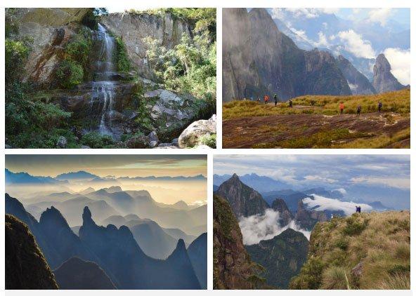 Ngón tay của Chúa - Không cao nhưng là điểm thách thức cực nguy hiểm với giới leo núi