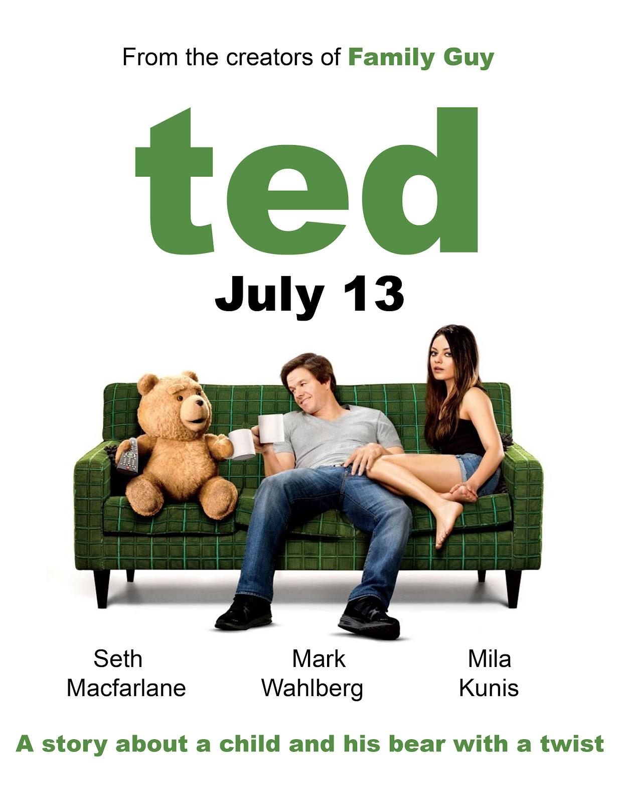 Ted หมีไม่แอ๊บ แสบได้อีก [HD][พากย์ไทย]
