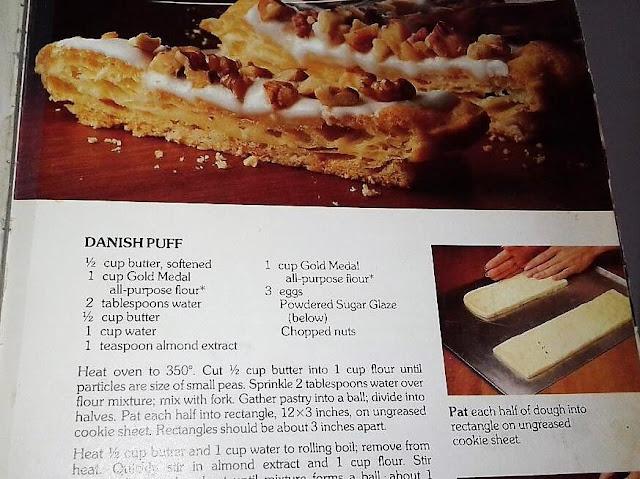 danish puff