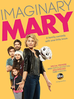 Imaginary Mary Poster