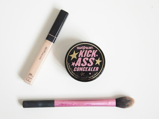 Under Eye Concealing Combo | Blushing Rose